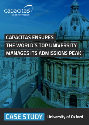 Capacitas Helped the World's Top University Manage its Admissions Peak