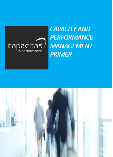 a short introduction to capacity and performance management