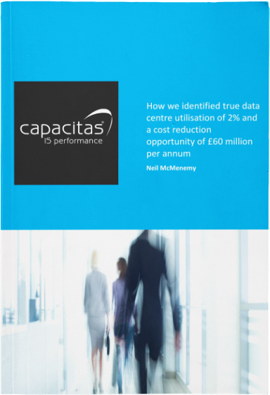 How We Identified True Data Centre Utilisation of 2% and a Cost Reduction Opportunity of £60 Million per Annum